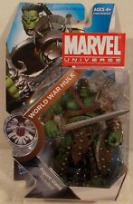 "Marvel Universe 3.75"" Series 3 #003 World War Hulk Hasbro (Mint On Card)"