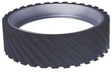 """Contact Rubber 14""""x2"""" Serrated Contact Wheel 50 Durometer CCW5900"""