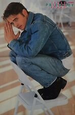JASON PRIESTLEY - A3 Poster (ca. 42 x 28 cm) - Beverly Hills 90210 Clippings NEU