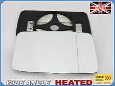 Seat IBIZA/CORDOBA 1993-1999 Wing Mirror Glass Aspheric HEATED Right Side
