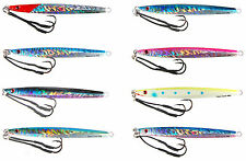 "8 lure kit assortment gypsy lures saltwater speed jig 200g 7oz 8"" butterfly"