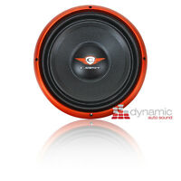 """Cadence S1W12-D4 Car 12"""" DVC 4-ohm S-Series Audio Subwoofer Sub 900 Watts New"""