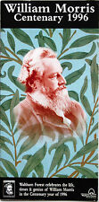 William Morris Centenary 1996: Waltham Forest/Brochure of Events & Exhibitions