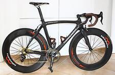 Feathery carbonio bicicletta da corsa-GTR Campagnolo Chorus 7,0 Kg.