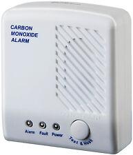 Kohlenmonoxid CO Gas Melder, Warner, Gaswarner, Gasmelder COalarm Alarm COmelder