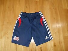 Adidas Clima365 NEW ENGLAND REVOLUTION Soccer Shorts Mens size Small MLS