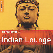 ~COVER ART MISSING~ Various Artists CD Rough Guide to Indian Lounge