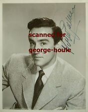 VITTORIO GASSMAN - 8X10 - VTG - SIGNED - SHELLEY WINTERS - SCENT OF A WOMAN