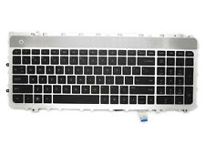 New Genuine HP Envy 17 Envy 17-3000 backlit keyboard 665917-001 6070B0547101