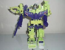Transformers G1 Takara Constructicons Devastator