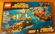 lego 76027 black manta deep sea strike justice league batman aquaman robin misb