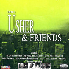 Usher and Friends by Usher (CD, Aug-2004, Zyx/K-Town)