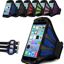 For CellPhone Sports Running Exercise Mesh Armband Phone Case Cover Holder
