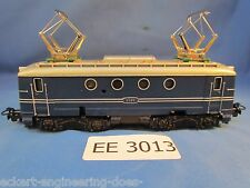 EE 3013 NS BR 1100 Netherlands Blue Electric Loco 0-4-4-0