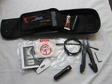 US MILITARY OTIS GERBER IWCK CLEANING KIT 7.62MM w GERBER MULTI TOOL& TASK LIGHT