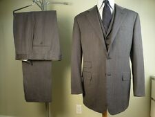 Ralph Lauren 3pcs Suits Purple Label 42L Excellent Condition!