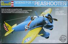 Revell 1/72 Boeing P-26A Peashooter - 1982 #4117
