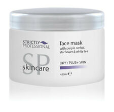 Strictly Professional Face Mask with Purple Orchid and White Tea 450ml SPB4597