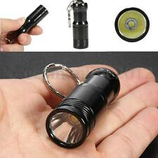 Mini 3000Lm T6 LED Luz Linterna Clave Llavero Flashlight Antorcha Keychain