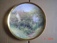Franklin Mint Royal Doulton Collectors Plate DOVE COTTAGE