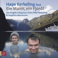 HAPE KERKELING liest : EIN MANN, EIN FJORD ! - 2 CD