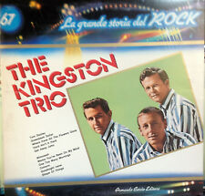 DISCO 33 GIRI  La grande storia del rock n. 67 THE KINGSTON TRIO