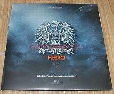 2016 SHINHWA 18th Anniversary Concert HERO Live K-POP VINYL LP LIMITED EDITION