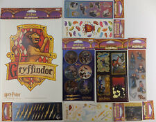 Harry Potter Stickers 9 Packages 16 Sheets OOP