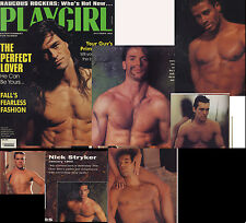 PLAYGIRL 10-92 OCTOBER 1992 TOMMY BURGESS! JOE PALLISTER! SEXIEST ROCKERS RUDY H