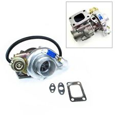 Rev9 T3 internal wastegate turbo / 60 comp / 63 trim / t3 flange /v-band exhaust