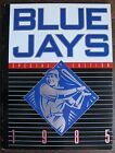 1985 Toronto Blue Jays Magazine, Special Edition, full-page player photos