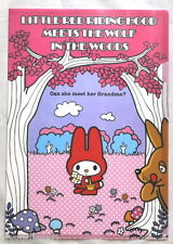 My Melody - Little Red Riding Hood Plastic Folder #1302