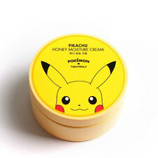 [TONYMOLY] POKEMON PIKACHU HONEY MOISTURE CREAM 300ml - Korea Cosmetic