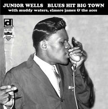 Junior Wells - Blues Hit Big Town NEW SEALED LP w/ Muddy Waters, Elmore James...
