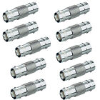 10PCS BNC Female To BNC Female Connector couplers Adapter For CCTV Video Camera