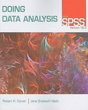 Doing Data Analysis with SPSS® by Jane Gradwohl Nash, Robert H. Carver and...