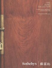 Sotheby's Catalogue The Hung Collection Important Chinese Furniture 2014 HB
