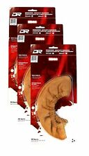 3 New DR 2044a Soakers ice skate blade guards skates adult brown covers senior
