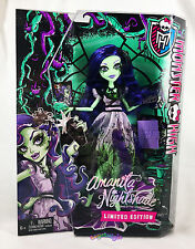 NEW Monster High Amanita Nightshade Corpse Flower Limited Edition Doll 2014