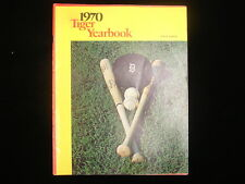 1970 Detroit Tigers Yearbook - VG-EX