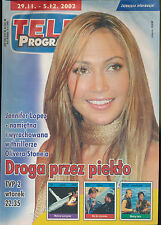 TELE PROGRAM 2002/48 (29/11/2002) JENNIFER LOPEZ