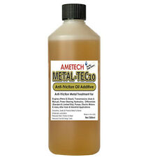 WORLD'S FAVOURITE FRICTION REDUCING OIL ADDITIVE - AMETECH METAL-TEC10
