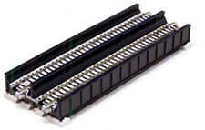 "Kato 20-458 Nscale Unitrack 186mm 7 5/16"" Double Track Plate Girder Bridge Black"