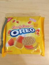Limited Edition Candy Corn Oreo Cookies  10.7 oz. 3/12/2017