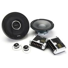 """Infinity Reference 6500CX 6-1/2"""" (165mm) two-way car audio component loudspeaker"""