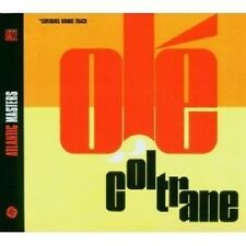 JOHN COLTRANE - OLE COLTRANE CD JAZZ 4 TRACKS NEU