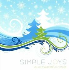 Simple Joys - Instrumental Christmas Nordhoff & Buono Audio CD