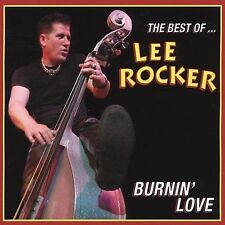 Burnin' Love (The Best of Lee Rocker) - Lee Rocker - CD - NEW