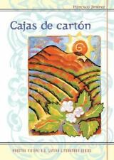 Cajas de carton (World Languages) (Spanish Edition) Francisco Jiménez Paperback