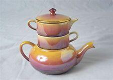 Vintage Royal Winton Grimwades Mini Stacking Teapot 4 pc  England
